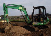 buldoexcavator sapaturi fundatie