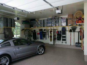 amenajare spatiu garaj