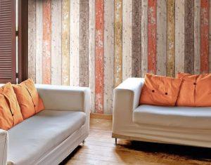 lambriu lemn interior