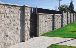 gard panouri  beton