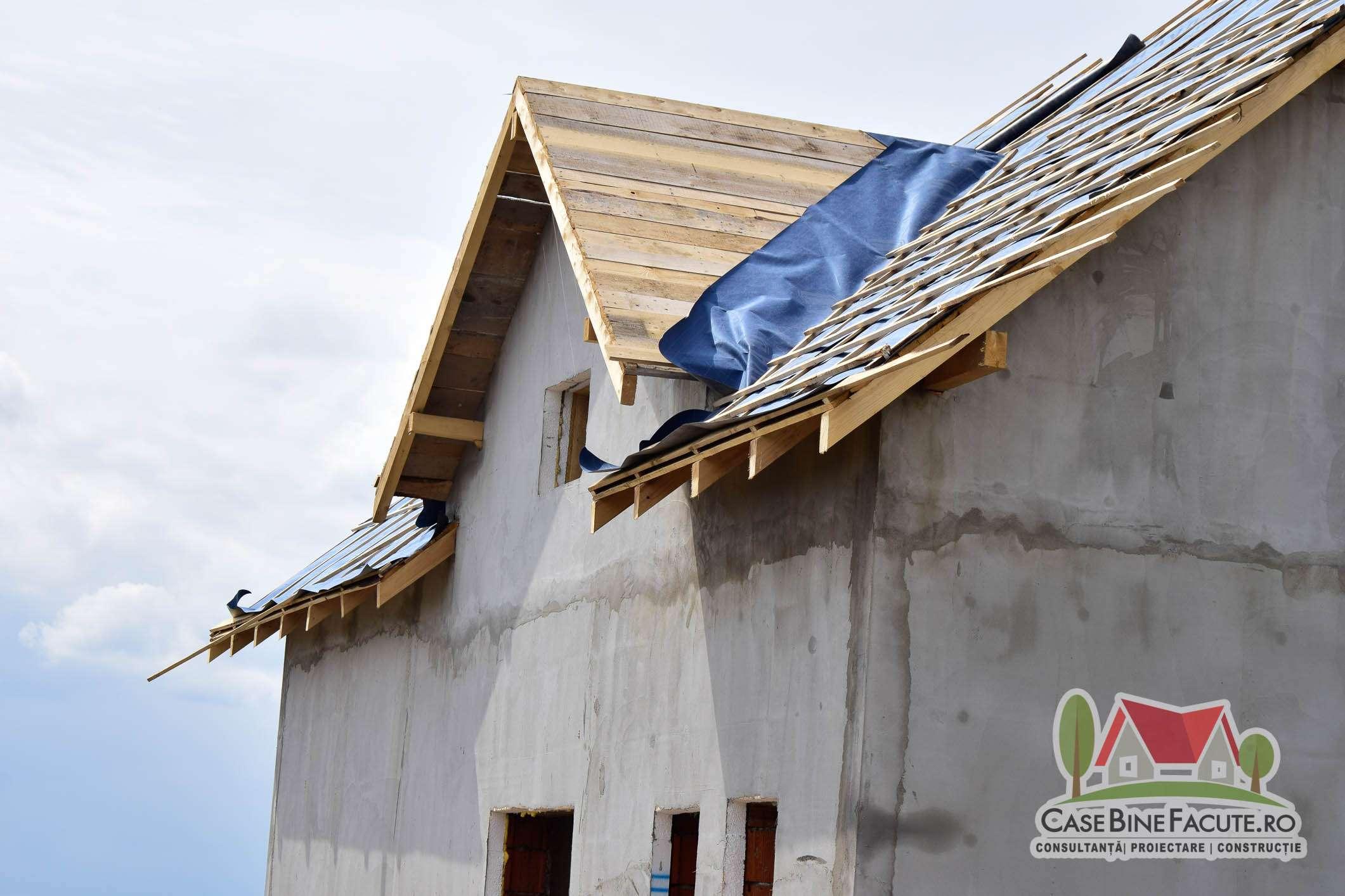 Constructie casa la gri, Samurcasi DB