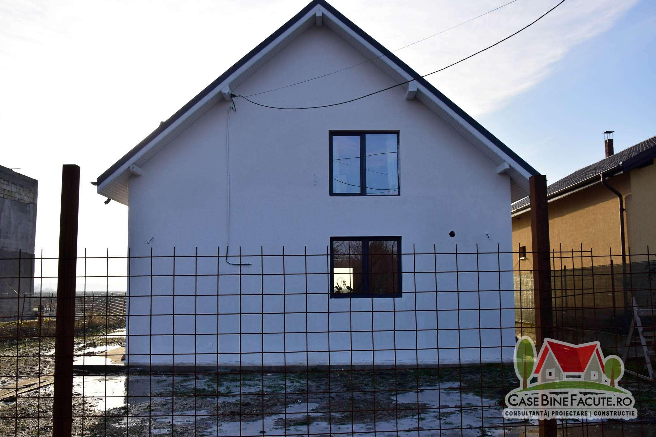Constructie casa la cheie, Samurcasi DB