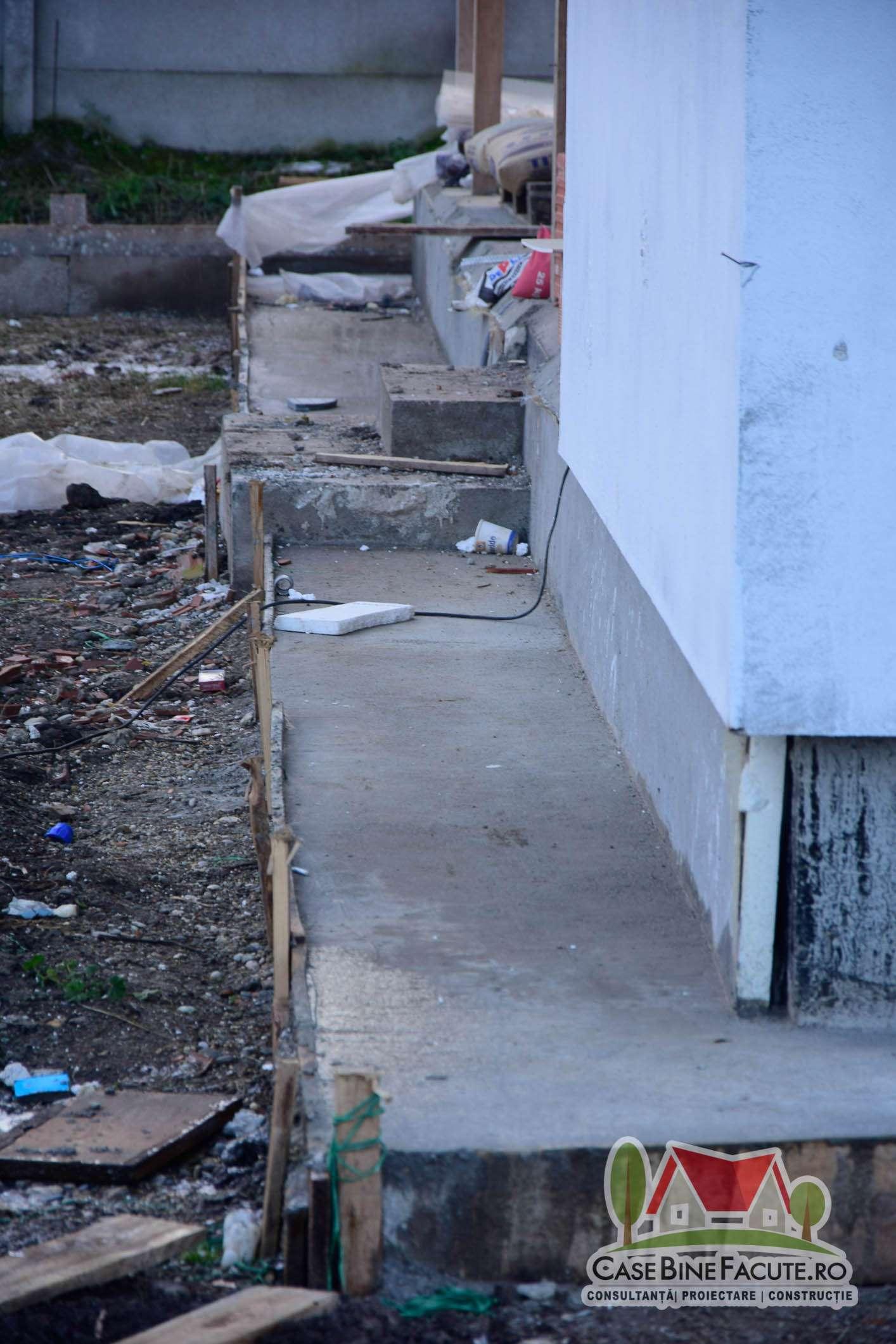 Constructie casa la gri Tamasi