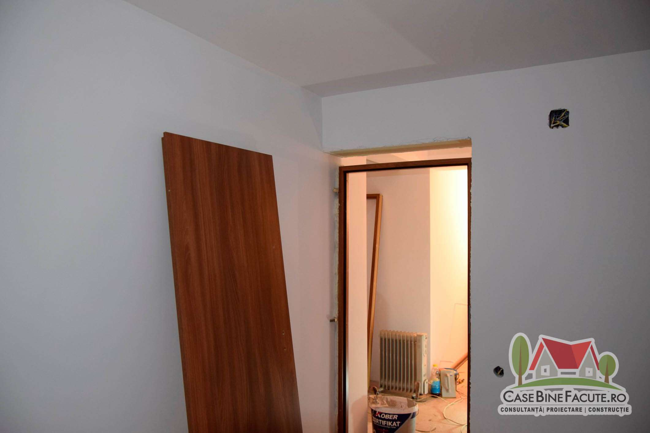 Constructie casa la cheie Gradistea