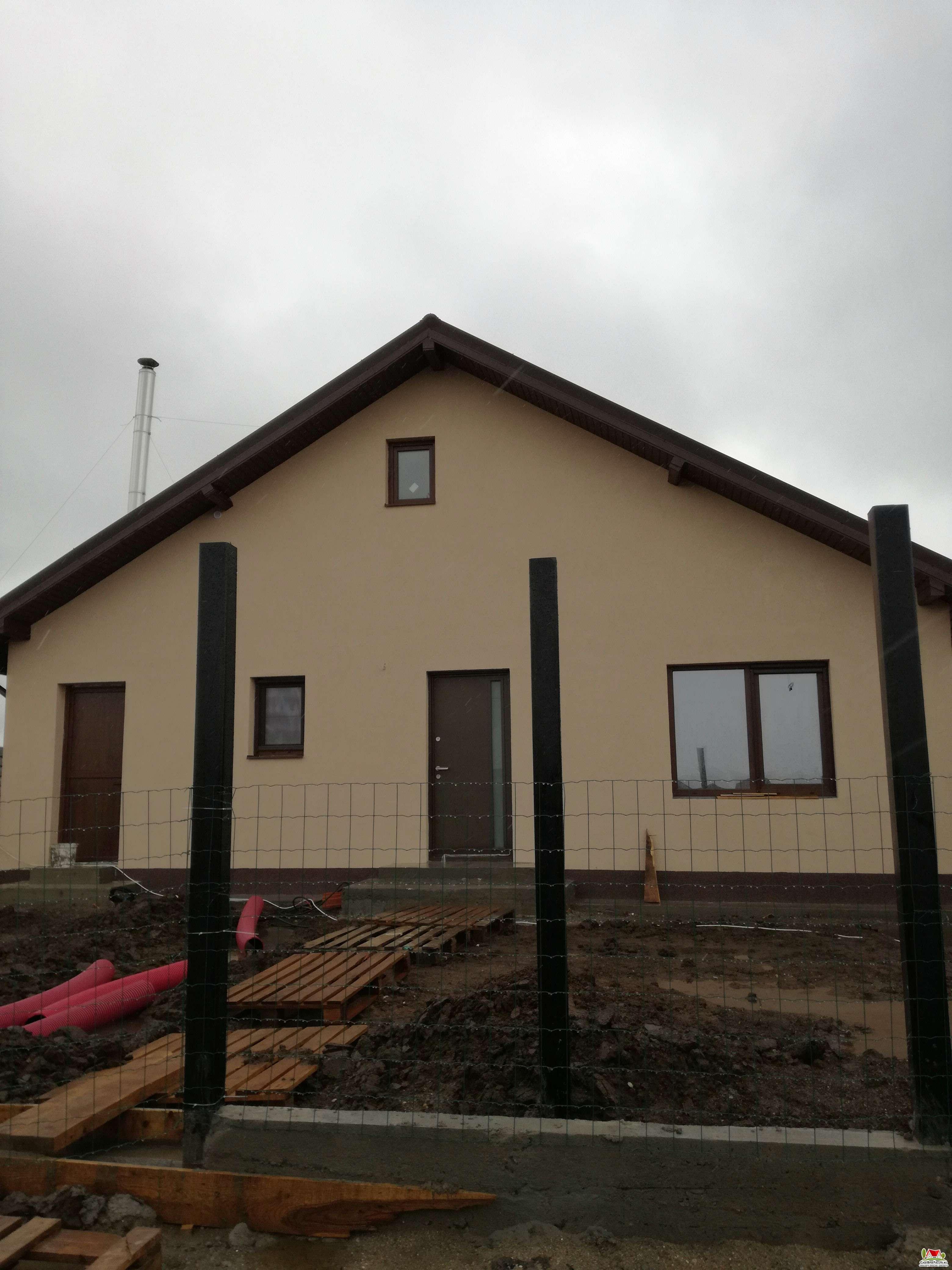 Constructie casa la cheie Berceni