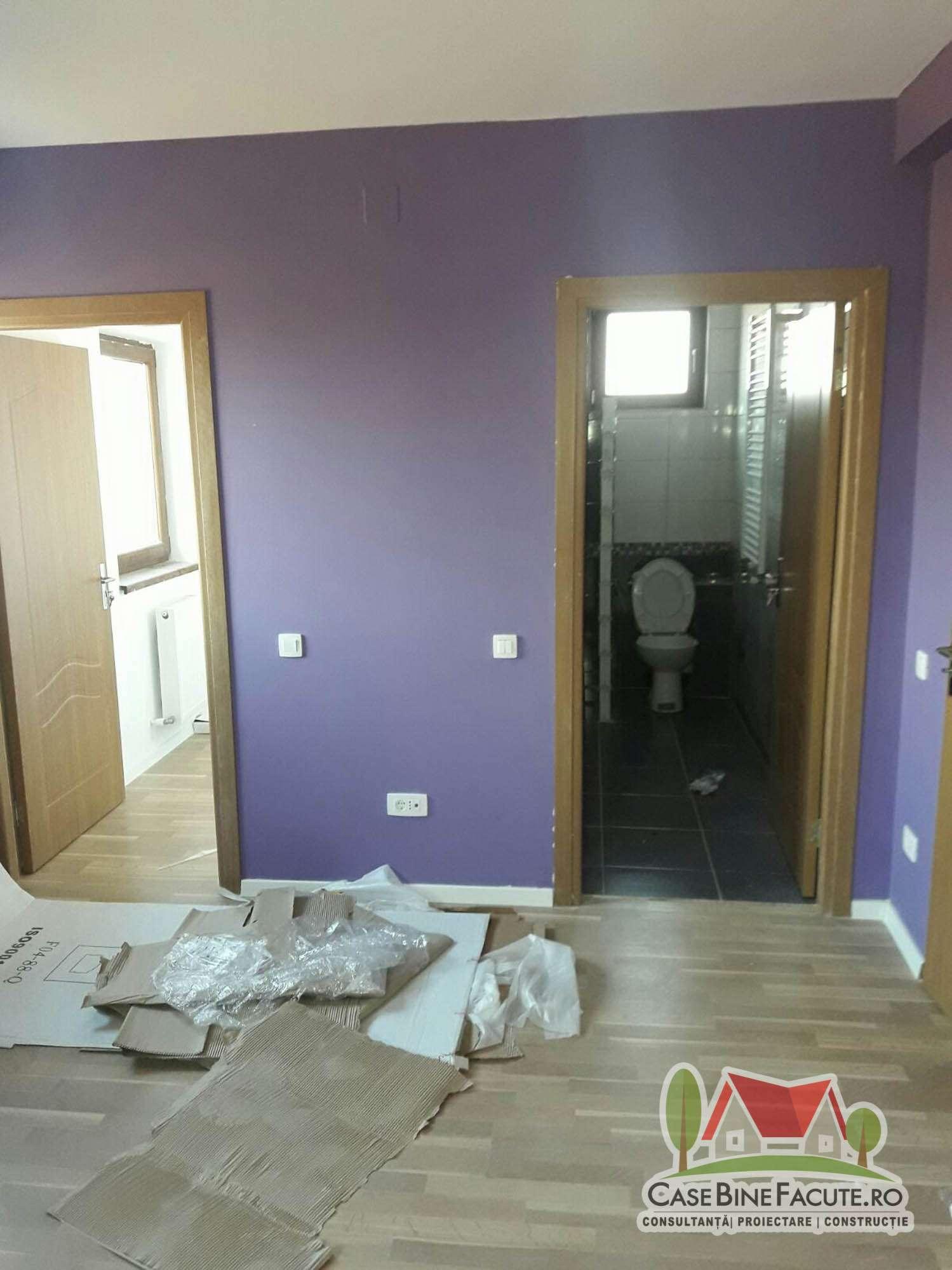 Constructie casa la cheie Balotesti