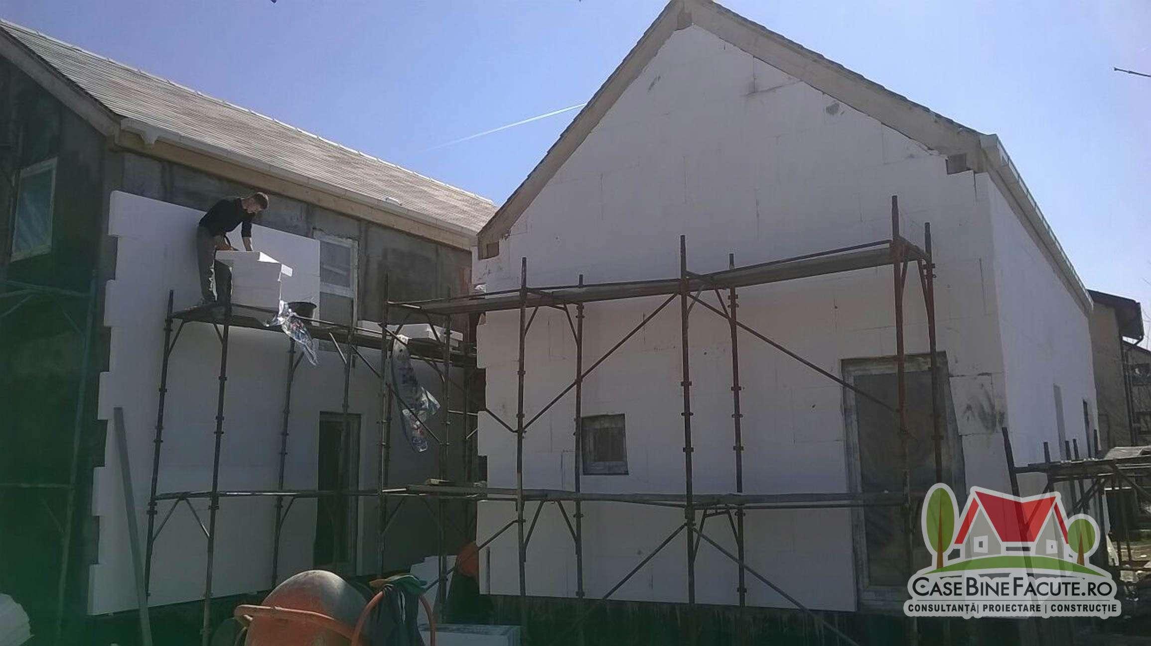 Finisaje casa Berceni