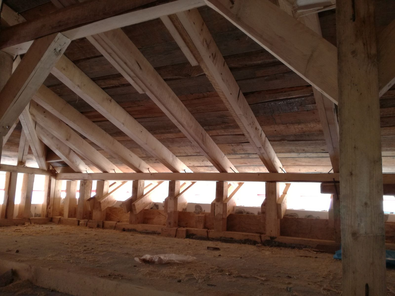 Constructie casa la rosu Ghermanesti