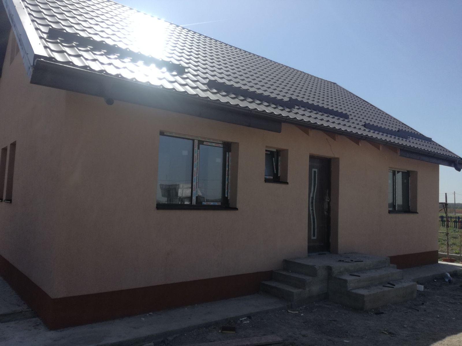 Constructie casa la cheie Crevedia