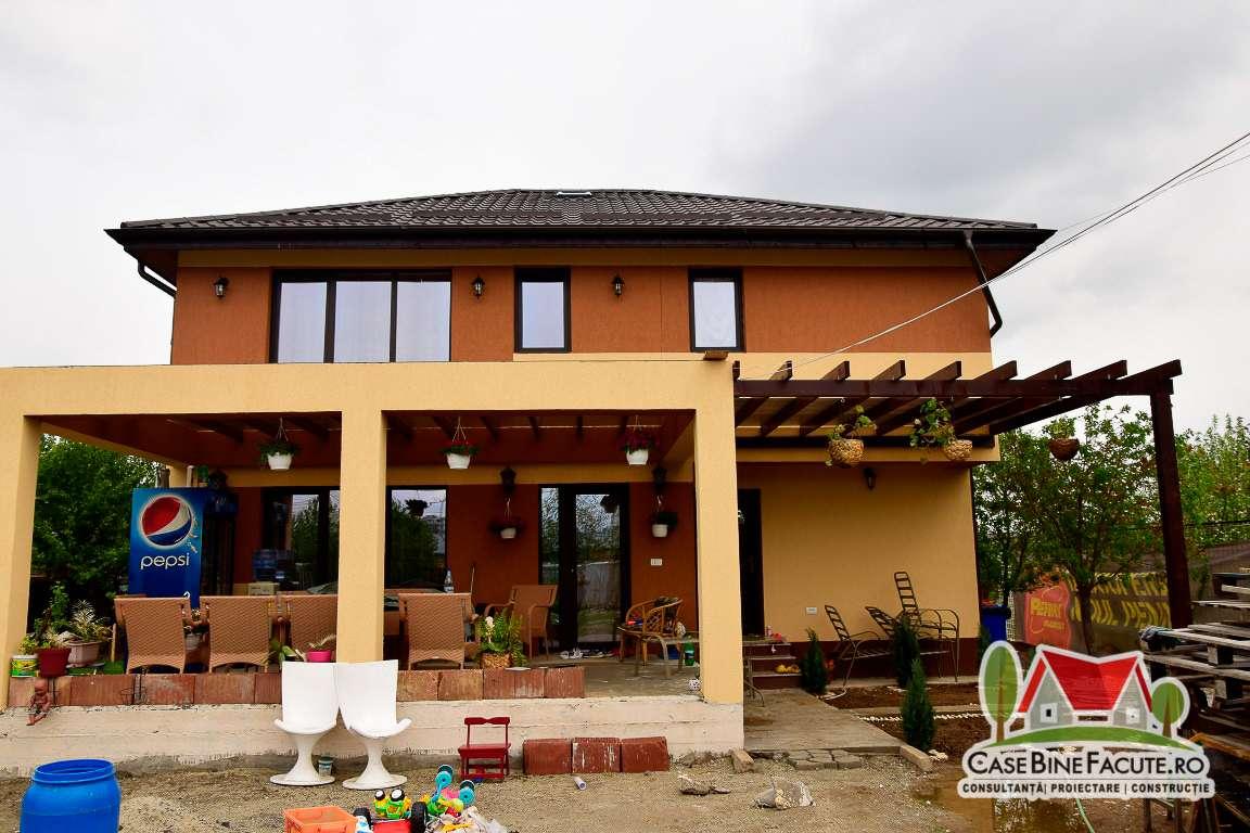 Constructie casa la cheie, Bucuresti