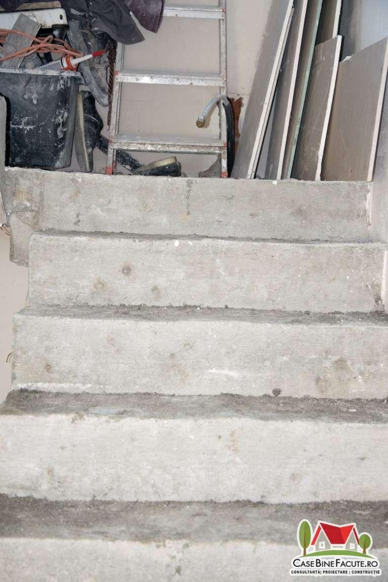 Constructie casa la gri, Bucuresti