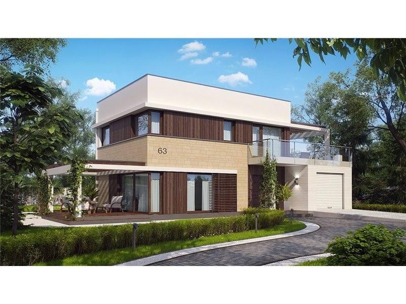 Proiect cas de vis cu etaj 178 mp 5 camere 2 b i id 7036 for Case de vis cu etaj
