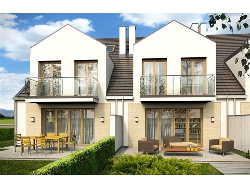 Proiect cas de lux cu etaj i mansard 209 mp 4 camere for Case de vis cu etaj