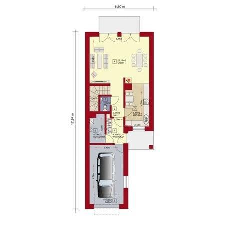 Proiecte Case - Proiect Casă de Vis, cu Mansardă, 168 mp, 4 Camere, 3 Băi, ID 1742