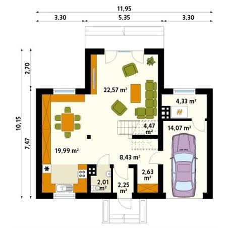 Proiecte Case - Proiect Casă de Lux, cu Mansardă, 201 mp, 4 Camere, 2 Băi, ID 1340