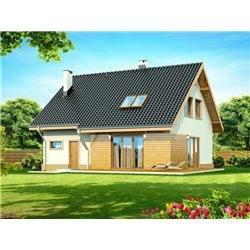 Proiect Casa - 1845