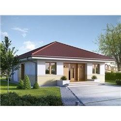 Proiect Casa - 8600