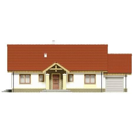 Proiecte Case - Proiect Casă de Vis, cu Mansardă, 170 mp, 4 Camere, 3 Băi, ID 6828