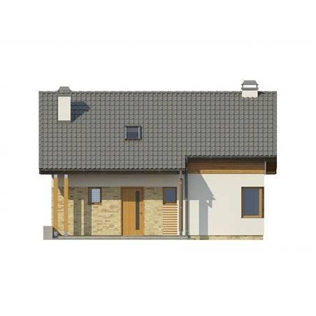 Proiecte Case - Proiect Casă de Vis, cu Mansardă, 150 mp, 5 Camere, 2 Băi, ID 6817