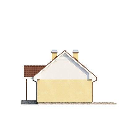 Proiecte Case - Proiect Casă Mică, cu Mansardă, 146 mp, 5 Camere, 2 Băi, ID 684