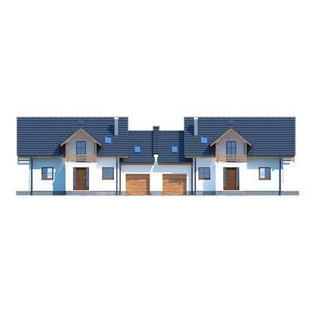 Proiecte Case - Proiect Casă Mică, cu Mansardă, 144 mp, 5 Camere, 2 Băi, ID 6774
