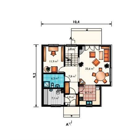 Proiecte Case - Proiect Casă de Vis, cu Mansardă, 175 mp, 6 Camere, 2 Băi, ID 6770