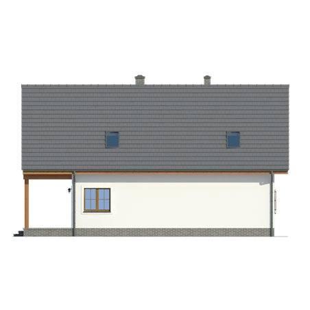 Proiecte Case - Proiect Casă de Lux, cu Mansardă, 200 mp, 6 Camere, 2 Băi, ID 3784