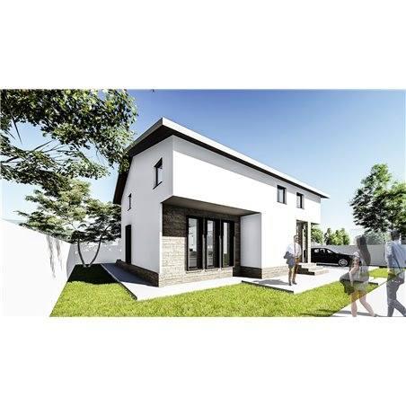 Proiecte Case - Proiect Casă de Vis, cu Mansardă, 172 mp, 4 Camere, 3 Băi, ID 7189