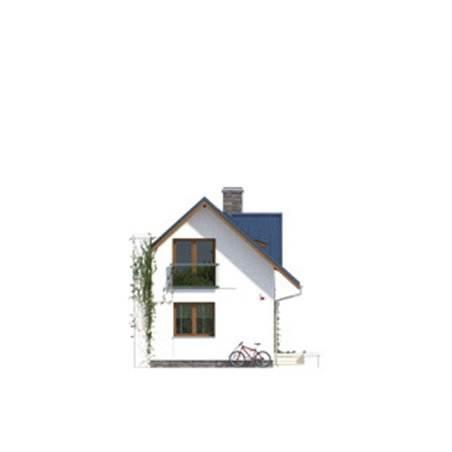 Proiecte Case - Proiect Casă de Vis, cu Mansardă, 154 mp, 4 Camere, 3 Băi, ID 7017