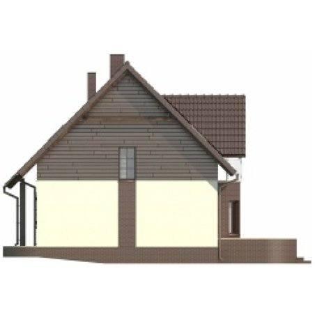 Proiecte Case - Proiect Casă de Vis, cu Mansardă, 175 mp, 4 Camere, 3 Băi, ID 3754