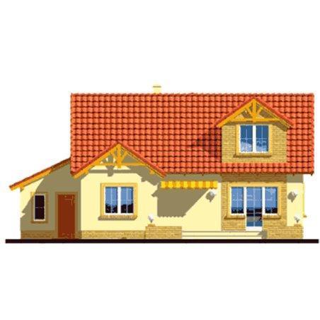 Proiecte Case - Proiect Casă de Vis, cu Mansardă, 197 mp, 6 Camere, 3 Băi, ID 3445