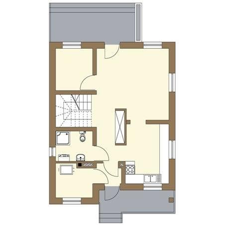 Proiecte Case - Proiect Casă Mică, cu Mansardă, 138 mp, 5 Camere, 2 Băi, ID 3423