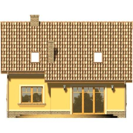 Proiecte Case - Proiect Casă de Vis, cu Mansardă, 170 mp, 6 Camere, 2 Băi, ID 3399