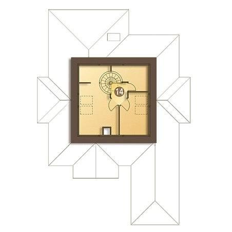 Proiecte Case - Proiect Casă de Vis, Parter, 168 mp, 4 Camere, 2 Băi, ID 3384