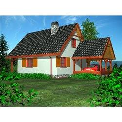 Proiect Casa - 2136