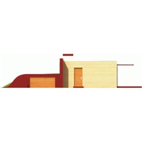 Proiecte Case - Proiect Casă de Vis, cu Mansardă, 191 mp, 2 Camere, 2 Băi, ID 3327