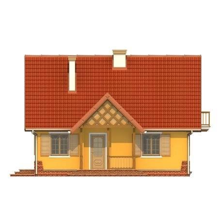 Proiecte Case - Proiect Casă Mică, cu Mansardă, 142 mp, 5 Camere, 2 Băi, ID 3265