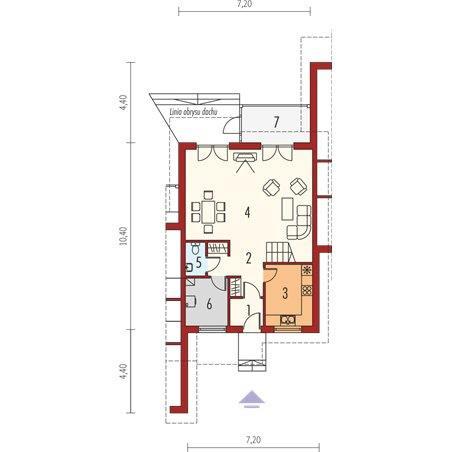 Proiecte Case - Proiect Casă de Vis, cu Mansardă, 156 mp, 5 Camere, 2 Băi, ID 7132
