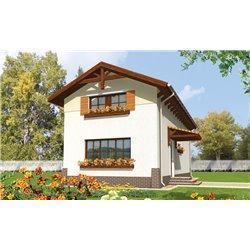 Proiect Casa - 634