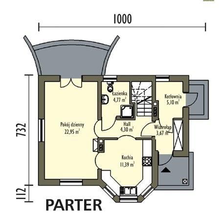 Proiecte Case - Proiect Casă Mică, cu Mansardă, 141 mp, 4 Camere, 2 Băi, ID 2993