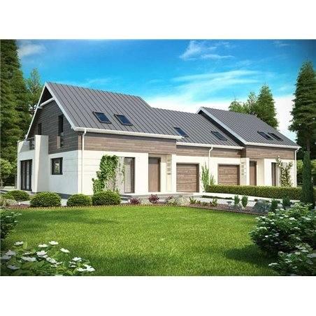 Proiecte Case - Proiect Casă de Vis, cu Mansardă, 183 mp, 6 Camere, 4 Băi, ID 7347