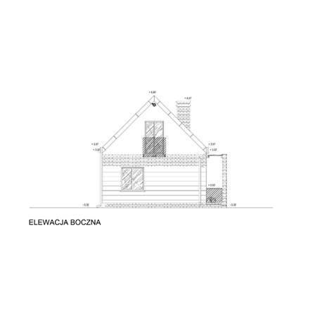 Proiecte Case - Proiect Casă Mică, cu Mansardă, 146 mp, 5 Camere, 1 Băi, ID 2539