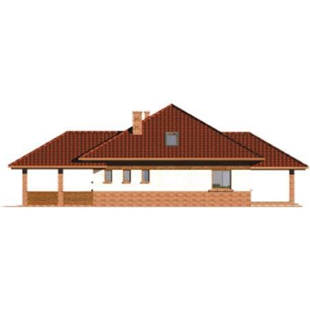 Proiecte Case - Proiect Casă de Vis, cu Mansardă, 176 mp, 6 Camere, 2 Băi, ID 2473