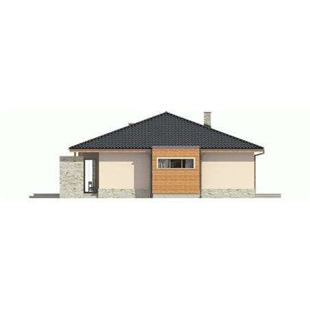 Proiecte Case - Proiect Casă Mică, cu Mansardă, 142 mp, 4 Camere, 2 Băi, ID 2158