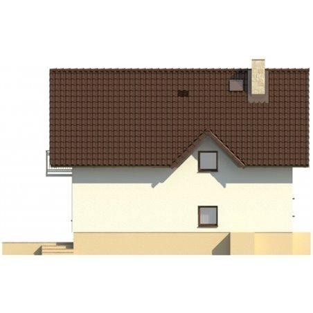 Proiecte Case - Proiect Casă de Vis, Parter, 180 mp, 4 Camere, 4 Băi, ID 1987