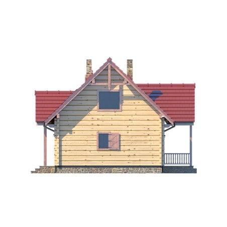 Proiecte Case - Proiect Casă de Vis, cu Mansardă, 157 mp, 5 Camere, 3 Băi, ID 5643