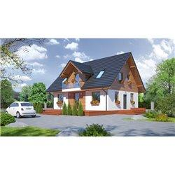 Proiect Casa - 3445