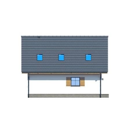 Proiecte Case - Proiect Casă de Vis, cu Mansardă, 163 mp, 6 Camere, 2 Băi, ID 5447