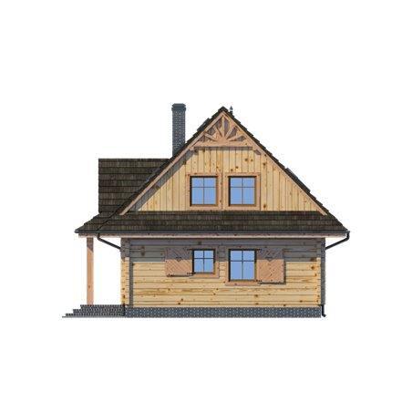 Proiecte Case - Proiect Casă de Vis, cu Mansardă, 170 mp, 6 Camere, 2 Băi, ID 5313