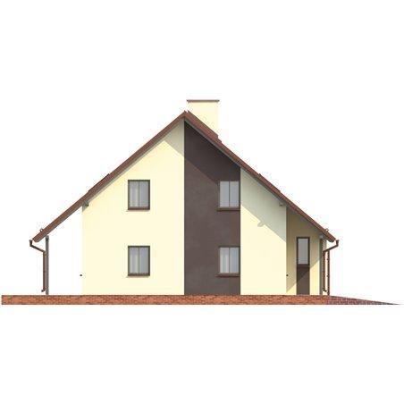 Proiecte Case - Proiect Casă de Vis, cu Mansardă, 182 mp, 6 Camere, 2 Băi, ID 5006